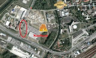 Pozemok na predaj pri Kauflande vo Zvolene