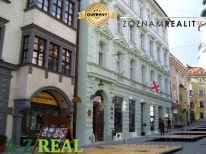 Kancelárie v historickej budove, Michalská ul., 50 m2, 118 m2 , 25m2