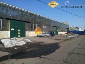 Industrial park Zvolen : Hala - sklad na predaj - Zvolen