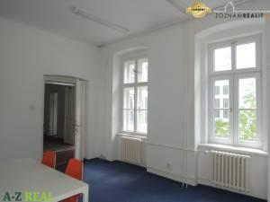 Kancelárske priestory v centre BA, Konventná ul.  3 x 49m2