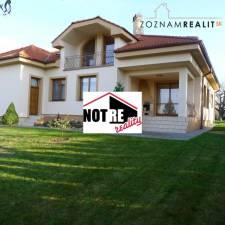 Luxusná vila - rodinný dom v Lučenci