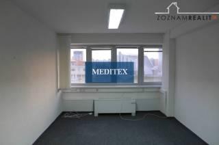 Kancelárie Bratislava-Ružinov Seberíniho 24 m2 a 52 m2