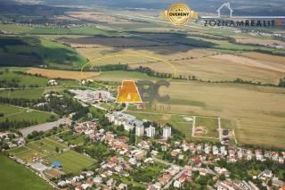 Investičný pozemok pre rodinné domy na predaj Sliač Kováčová