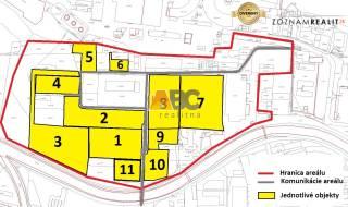 PRIEMYSELNÝ PARK Zvolen IP - pozemky, skladové a výrobné haly Zvolen