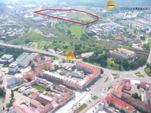 Pozemok na predaj - logistika, výroba- stred Slovenska, Zvolen