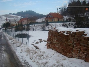 Stavebný pozemok Hromoš-Kozelec