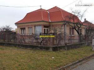 Predaj: 4 izbový rodinný dom v Hurbanove. DOHODA