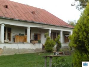 Reality Kontakt predá dom ček vhodný na chalupu v Šalove