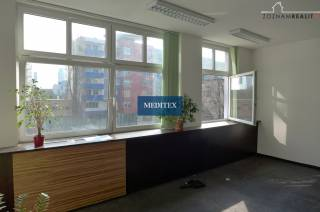 Kancelárie na prenájom Bratislava-Staré mesto Rajská 190 m2 - 328 m2