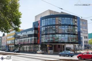 Kancelária na Račianskej ul. 20m2