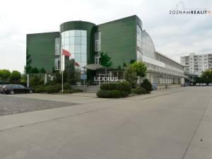 PREDAJ, administratívno-prevádzková budova so skladmi, Trnávka