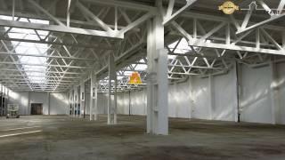 Na prenájom sklady haly Zvolen Industrial park