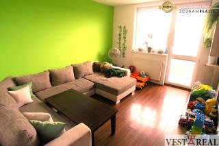 Na predaj nový 2 izbový byt v s balkónom v obci Boleráz