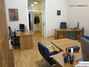 Prenájom kancelárie 53m2 Štefánikova LV