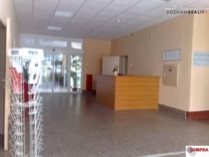Kancelária (55 m2 predelená) pri Poluse na prenájom+parkovanie+sklad