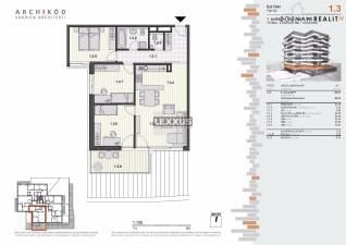 PREDAJ, 4-izbový byt v projekte Pekná vyhliadka