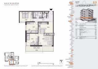 PREDAJ, 4-izbový byt v projekte Pekná vyhliadka*