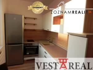 Predané! zrekonštruovaný 2 izbový byt Trnava, Tehelná