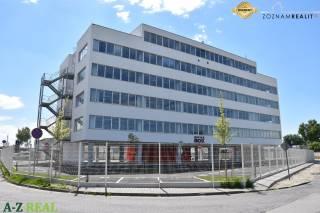 Prenájom kancelárskych priestorov na Trnávke, OFFICE BOX