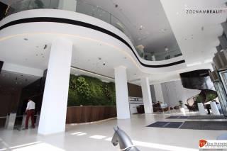 Prenajom kancelárií POLUS od 200m2, úplná rekonštrukcia, VL