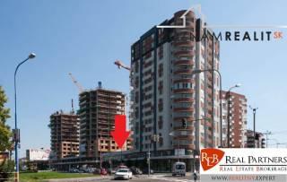 Obchodné priestory na prenájom 171m2, Perla Ružinova VL