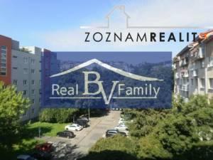 Nové Mesto, 3 izbový byt, rekonštrukcia, parkovacie státie v OV v cene