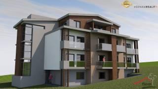 Apartmán na predaj, Podhájska, novostavba 21-58 m2
