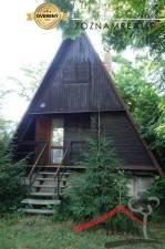Chata na predaj, Veľká Maňa, Podhájska 8 km, pokojná lokalita