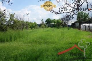 Pozemok na predaj, 600-900 m2, Lúčnica nad Žitavou, okr. Nitra