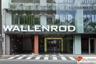 Wallenrod krasne kancel priestory 135m2, sklenene priečky VL