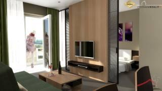 Apartmán vo výstavbe na predaj, Podhájska – typ A