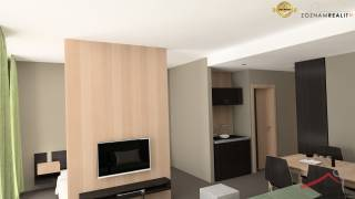 Apartmán vo výstavbe na predaj, Podhájska – typ D