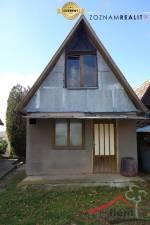 Viničný dom na predaj, Vráble – Prédium, pozemok 768 m2