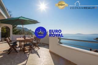 Apartmánový dom s nádherným výhľadom, Marina (Trogir)