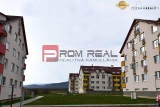 2 izbový byt v novostavbe na Dona Sandtnera Pezinok