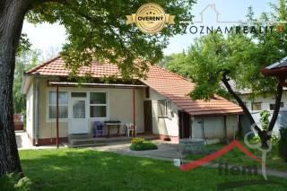 Rodinný dom na predaj, Vráble, pozemok 1034m2