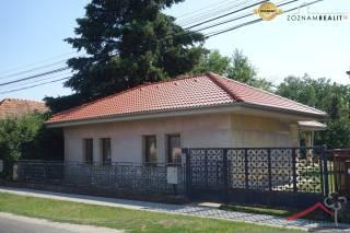3-izbový dom na predaj, Lúčnica nad Žitavou, pozemok 1849 m2