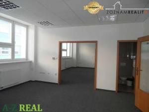 Kancelárie v Ružinove, Hraničná ul., 20 m2 - 420m2