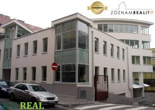 Kancelárie v novostavbe na Palisádach, 200 až 412 m2