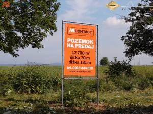 Land plots - commercial, Poľná, Sale, Piešťany, Slovakia