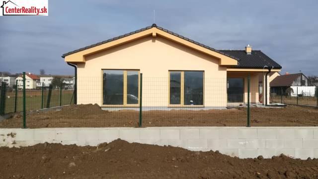 2e6648b358fe Rodinný dom - novostavba na predaj